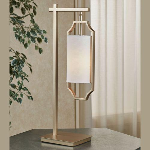 Pisano Table Lamp Light Gold