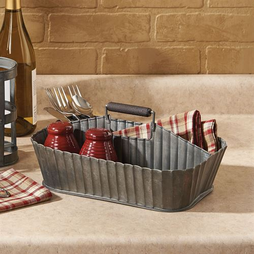 Covington Carryall Caddy Gray