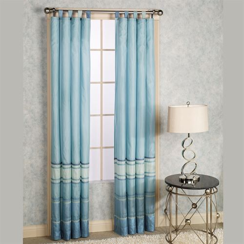 Latitude Tab Curtain Pair