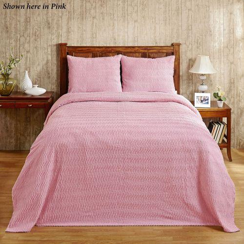 Natick Chenille Bedspread