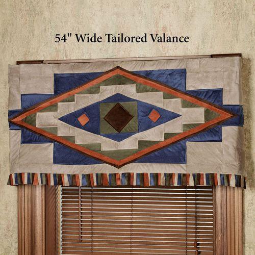 Phoenix Tailored Valance