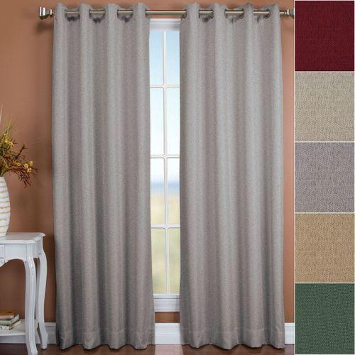 Worthington Grommet Curtain Panel