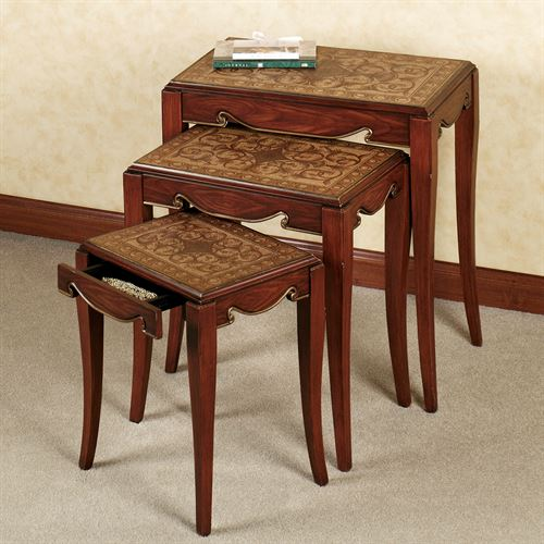 Adler Nesting Table Set