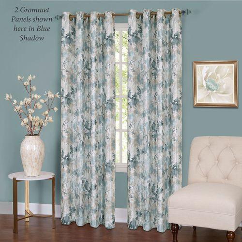 Nettie Grommet Curtain Panel