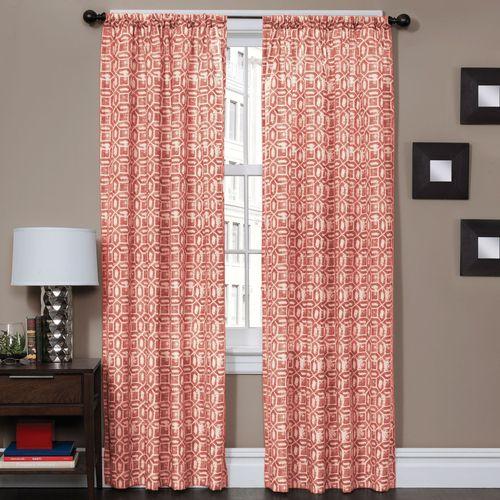 Corella Tailored Curtain Panel