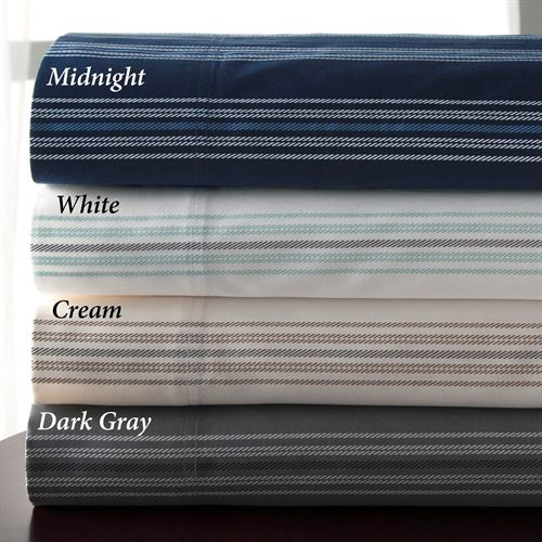 Regent Stripe Sheet Set