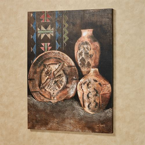 Oketo Spirit Canvas Art