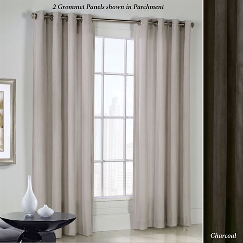 Arriana Grommet Curtain Panel