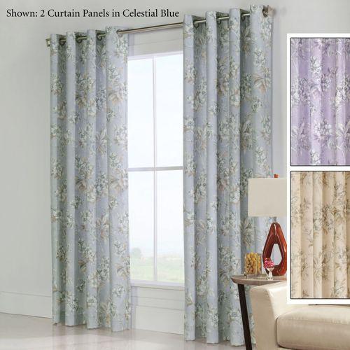 Jana Grommet Curtain Panel