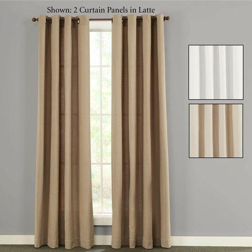 Courtland Park Grommet Curtain Panel 54 x 84