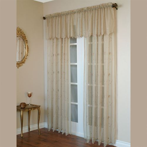 Lark Sheer Tailored Curtain Panel