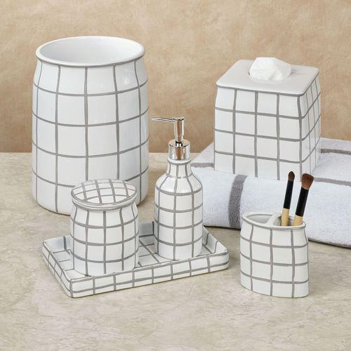 Keagan Lotion Soap Dispenser Gray