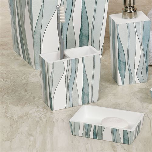 Tidelines Lotion Soap Dispenser White