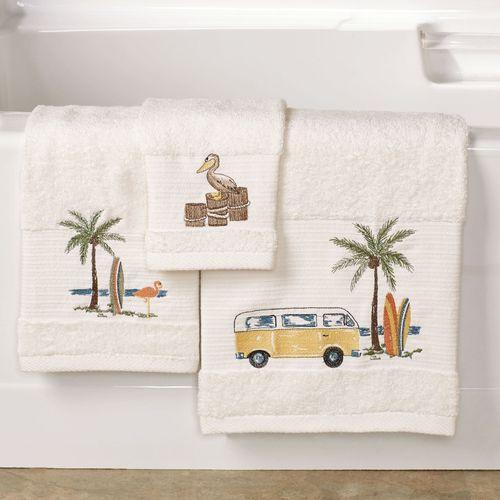 Shorething Bath Towel Set Eggshell Bath Hand Fingertip