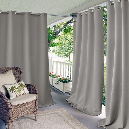 Dion Grommet Curtain Panel