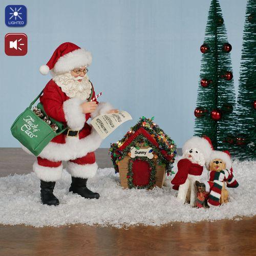 Jingle Paws Clothtique Red Three Piece Set