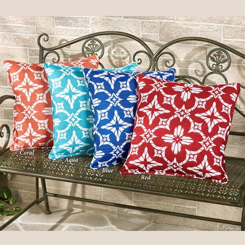 Aspidodras Decorative Pillows Set of Two