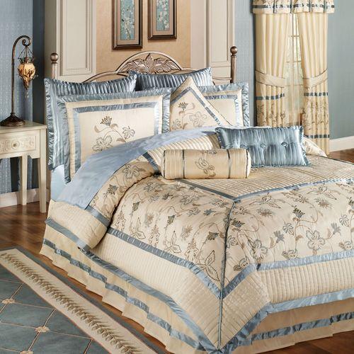 Arden Comforter Set Buttercream