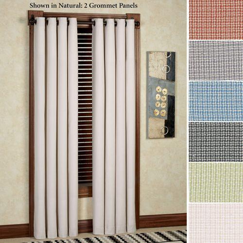 Landis Grommet Curtain Panel
