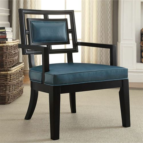 Zula Accent Chair Black