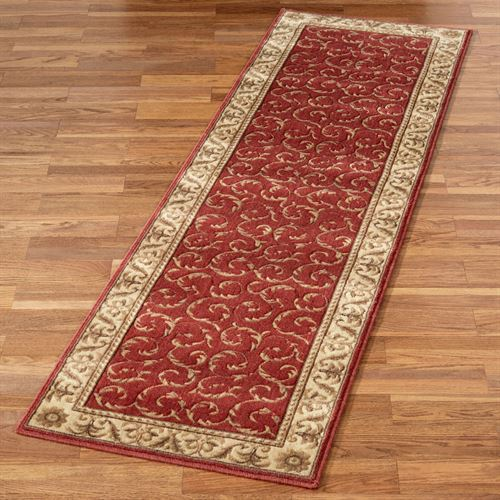 Somerset Scroll Rug Runner