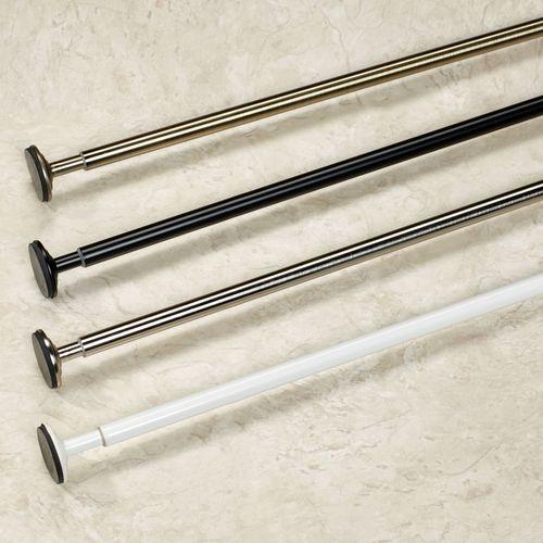 Spring Mount Mini Tension Curtain Rod