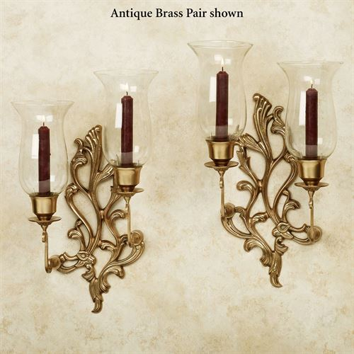 Concetta Double Wall Sconce Pair  Pair