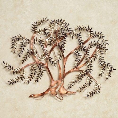 Willow Embrace Wall Sculpture