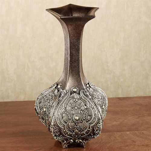 Karachi Vase Bronze