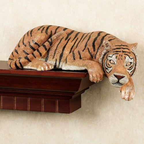 Tiger Shelf Sitter