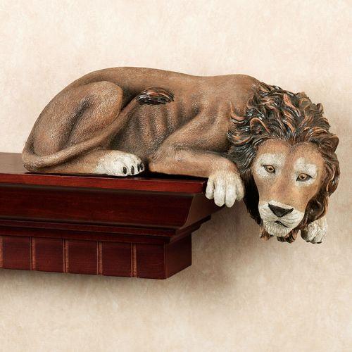 Lion Shelf Sitter