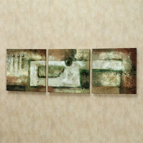 Shandon Spirit Canvas Art Set  Set of Three