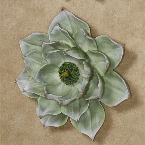 Lotus Small Flower Blossom Wall Accent