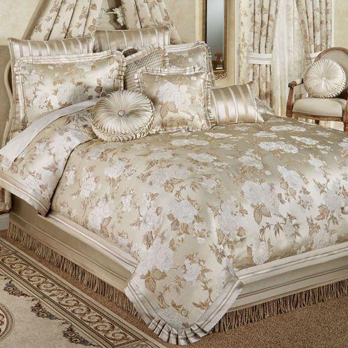Laurette Comforter Set Sand