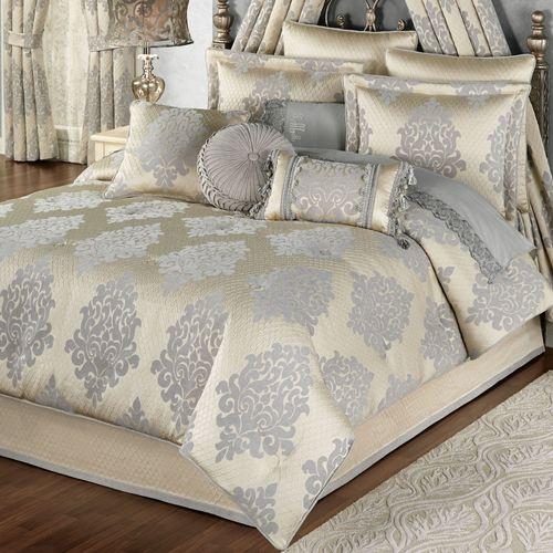 Windsor Comforter Set Butter