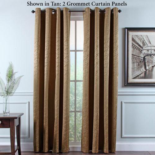 Portland Grommet Curtain Panel