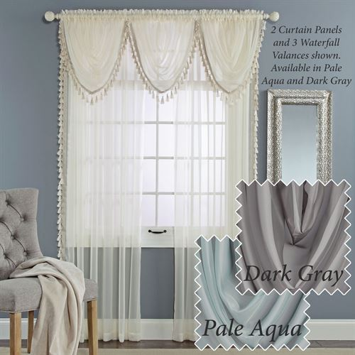 Charlotte Sheer Curtain Panel