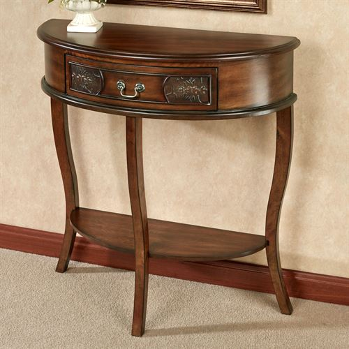 Pennington Console Table Natural Cherry