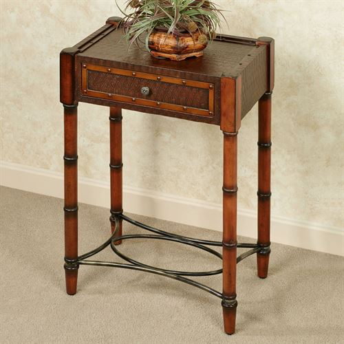 Treyton Accent Table Regal Walnut