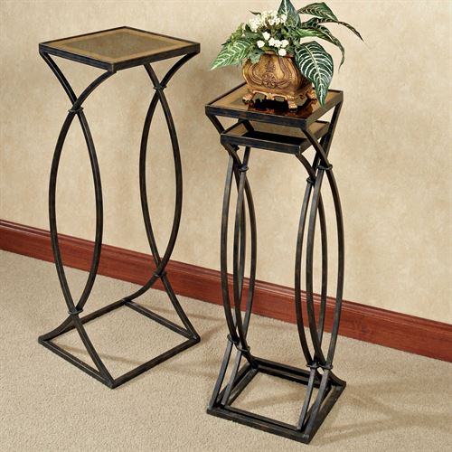 Regency Nesting Tables Bronze Set Of Three
