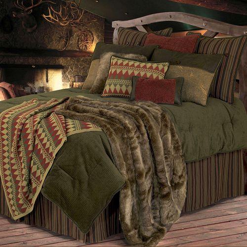 Wilderness Ridge Comforter Bed Set Cypress