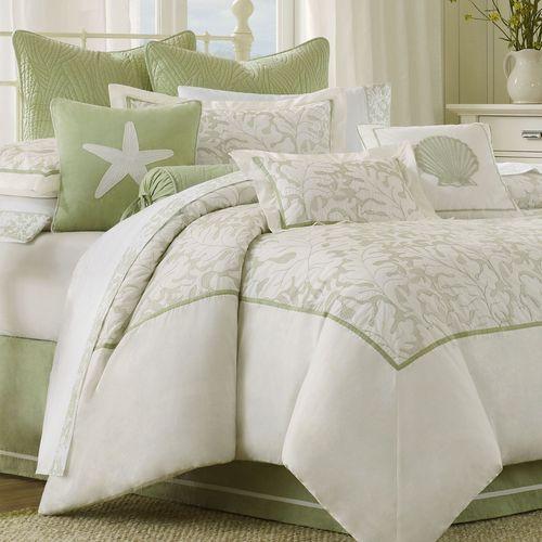 Brisbane Comforter Set Eggshell