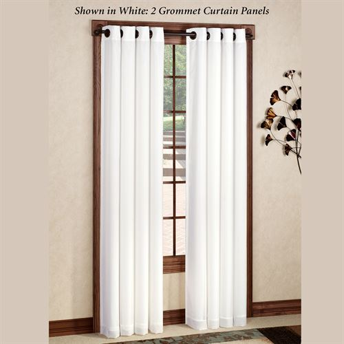 Rhapsody Grommet Curtain Panel