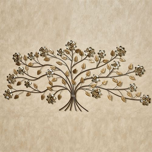 Bellissa Wall Art Multi Metallic