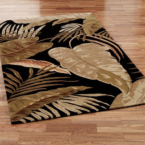 Rainforest Rectangle Rug