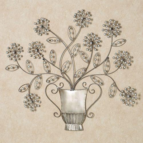 Bouquet de Amour Wall ArtPlatinum