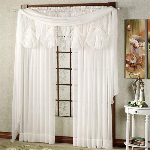 Emelia Sheer Curtain Panel