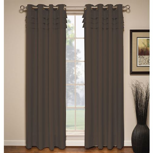Lynwood Grommet Curtain Panel