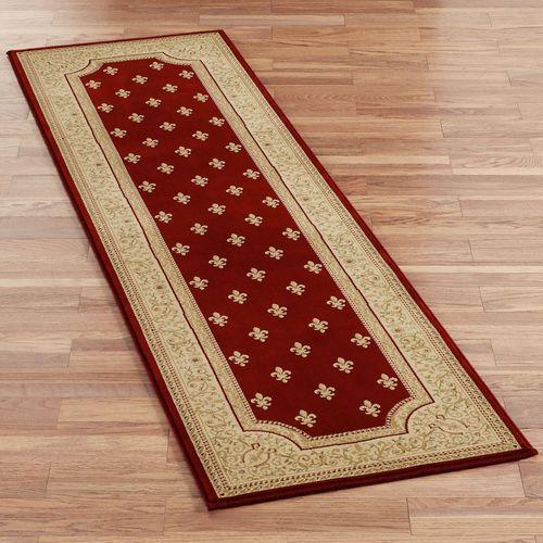 p harmony x border rug runner wool
