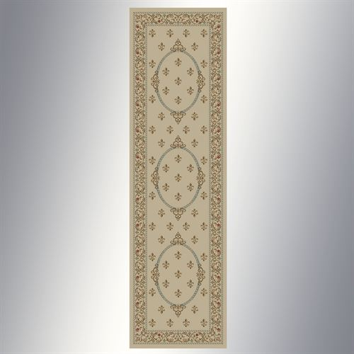 Monarch Medallion Rug Runner 23 x 77